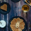 Chai & Banana Waffles + Dilmah School of Tea