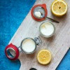 Luscious Lemon Mousse with Limoncello