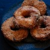 Apple beignets with cinnamon & cardamom sugar
