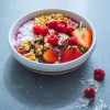 Pitaya Bowl or Dragon Fruit bowl