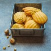 Orange Madeleines from Ottolenghi's 'Sweet'